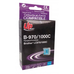 Brother LC970 cartouche d\'encre cyan