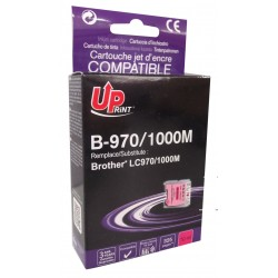 Brother LC970 cartouche d\'encre magenta
