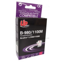 Brother LC980/1100 cartouche d\'encre magenta