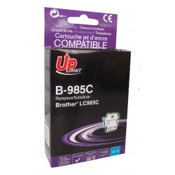 Brother LC985 cartouche d\'encre cyan